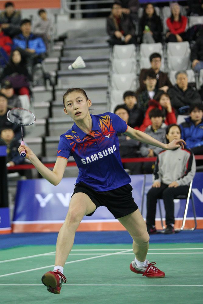 【韩国顶级赛】美女双打过关斩将进半决赛